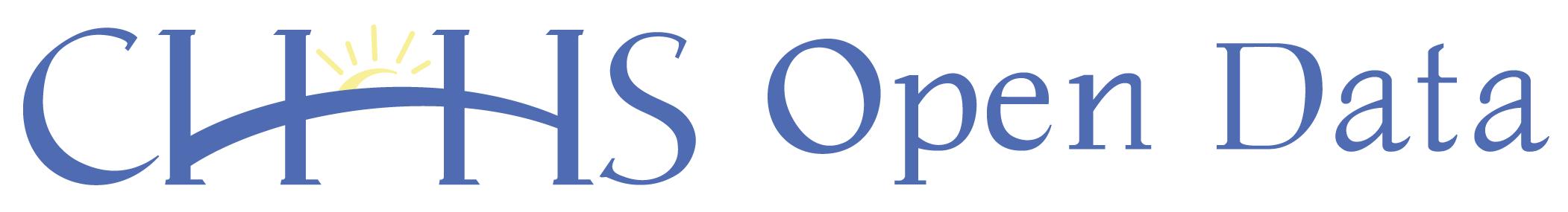 California Health and Human Services Open Data logo